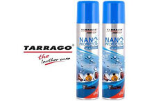 (2x) Tarrago Nano Protector Sprays for Leather Suede Nubuck 6.26 Oz.