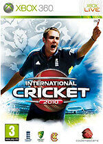 International Cricket 2010 (Microsoft Xbox 360, 2010) VGC