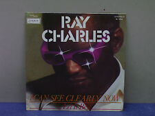 RAY CHARLES- 45 GIRI- I CAN SEE CLEARLY NOW- LET IT BE