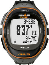 Timex t5k549 Ironman Run Trainer avec gps-technologie