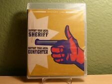 Support Your Local Sheriff / Local Gunfighter New Blu-Ray Limited Edition 3,000