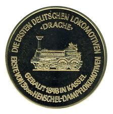 EISENBAHN - DRACHE 1848 - ADLER 1835 - LOKOMOTIVEN - ANSCHAUEN (9366/175N)