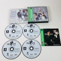 Final Fantasy VIII 8 (Sony PlayStation 1, 1999) PS1 Greatest Hits Video Game CIB