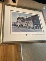 Ray Ellis Signed and Numbered Framed Print