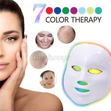 7 Farben LED Photon Licht Lichttherapie Hautverjüngung Anti Falten Photodynamik