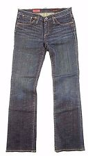 AG ADRIANO GOLDSCHMIED THE KISS JEANS WOMENS 28  32 INSEAM