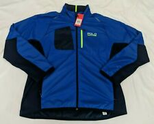 Ralph Lauren Mens Polo Sport Pacific Royal Hybrid Tech Performance Jacket Sz XXL