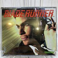 Blade Runner CD-ROM PC Game w Manual Windows 95 98 NT Westwood MISSING DISC 2