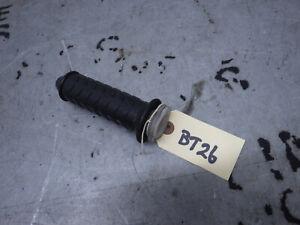 Baotian BT125 T-12 Evolution Throttle tube right hand grip BT26
