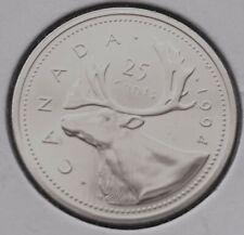 1994 Canada Specimen 25 Cents