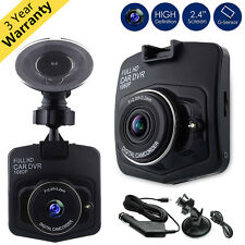 "2.4""Car DVR Camera GT300 video Recorder G-Sensor Night vision Cam HD1080P S"