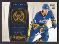 2010-11 Dominion Hockey #13 Drew Stafford /199 Buffalo Sabres
