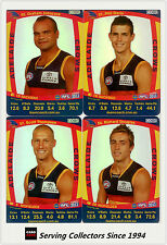 2011 AFL Teamcoach Trading Cards Silver Parallel Team Set Adelaide (11)