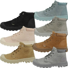 Palladium Pampa Lo Cuff Leather Schuhe Women Damen Boots Mid Cut Sneaker 95561