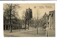 CPA-Carte Postale-Belgique- Tongres - Place d'armes-1923 VM13327