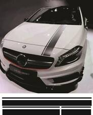 Car stripe sticker hood roof for Porsche Mustang Ford BMW Mercedes Opel