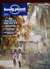LONELY PLANET MAGAZINE MAY 2017 INDIA NEW ZEALAND CAMPERVAN CASABLANCA IRELAND