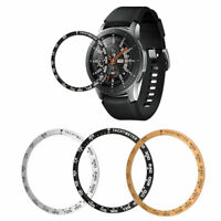 42/46mm Smart Watch Bezel Styling Ring Case Cover Protection For Samsung Galaxy