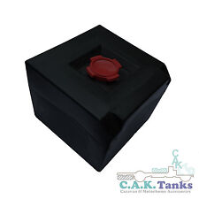 155 Litre Fresh Water Storage Tank Potable Black - Camper, Caravan, Boat
