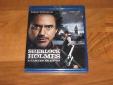 Sherlock Holmes: A Game of Shadows (Blu-ray Disc, 2012)
