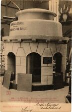 CPA   St-Etienne - Exposition Internationale 1901 -Compagnie des Forges (226450)