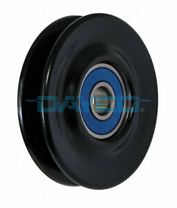 Dayco Tensioner Pulley for Holden Colorado RC 3.0L Diesel 4JJ1TC 2008-2012