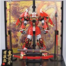 Gundam - 1/100 Shin Musha Sengoku No Jin Master Grade Modell Kit MG Bandai