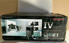 Hennessey Iv Audiofile Series 5.1 Channel Home Theater System New In Box!
