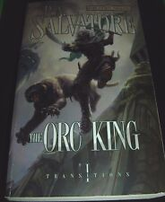The Orc King Transitions Bk. 1 by R. A. Salvatore (2008, Paperback)