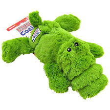 Kong Cozie Ali Gator Dog Toy Free shiping-Size Med
