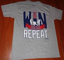 Boston 2016 Win Dance Repeat Red Sox Outfield Betts Bradley T Shirt Size Medium