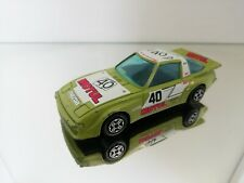 Bburago 4174 Mazda RX-7 in Green Motul Diners Club 1:43