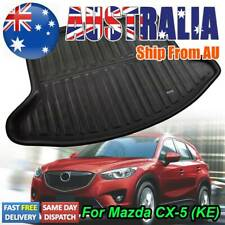 For Mazda CX-5 CX5 2012-2016 Cargo Mat Boot Liner Rear Trunk Floor Tray Carpet