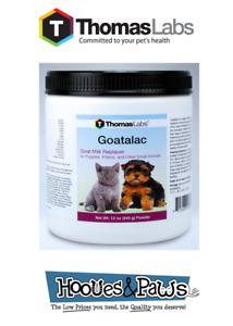 Thomas Labs GoatALac Powder 12 oz