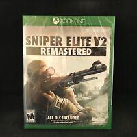 Sniper Elite V2 Remastered (Xbox One) Brand New / Region Free