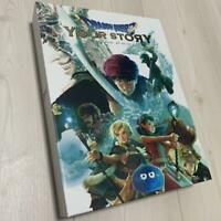 DRAGON QUEST Your Story First Limited Edition 2 Blu-ray Steelbook Japan