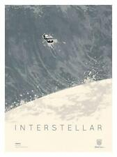 INTERSTELLAR 12x16 Original Promo Movie Poster 2014 AMC IMAX Christopher Nolan C