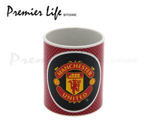 Manchester United FC Mug - Latest Bullseye Design