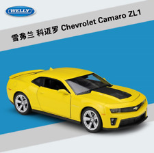 Welly 1:24 Chevrolet Camaro ZL1 Diecast Model Car Vehicle New in Box