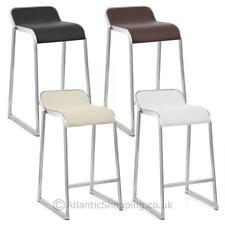 Unbranded Faux Leather Modern Stools & Breakfast Bars