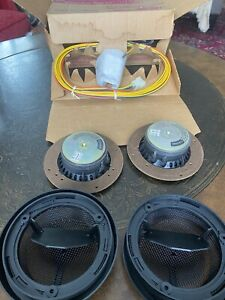 Vintage 1983 Bose 1401 Series II Direct / Reflecting Car Stereo Speaker System