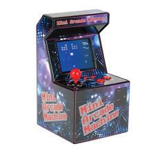 Funtime Bureau Mini Machine D'arcade Rétro Années 80 240 Console De Jeux Jeux
