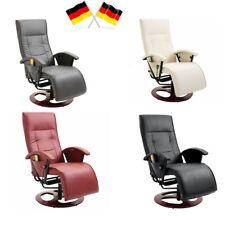 Elektrischer Massagesessel Relaxsessel Fernsehsessel TV Sessel mehrere Auswahl