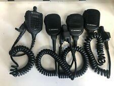 Lot of 3 Motorola Nmn6191C and 1X Motorola Hmn4084A