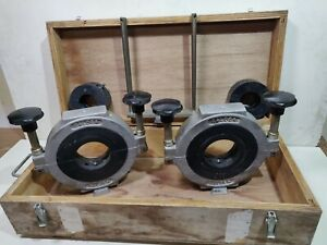 Calder Pipe fusion clamps caldertech wask vick welding