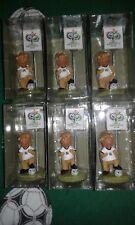 12x NICI GOLEO Fotohalter Zettelhalter FIFA WM 2006 Germany NEU