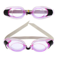 Anti-fog Swimming Goggles Children Eyeglasses Swim Eyewear Adjustable