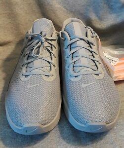 Nike Metcon 5 Gunsmoke Wolf Grey Mens Shoes Size 15 AQ1189-010