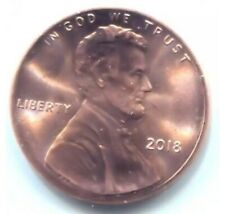 United States 2018 Lincoln Shield Penny Unc Us Coin, Mint