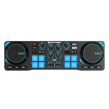 HERCULES DJ CONTROL COMPACT - TWIN DECK USB DJ CONTROLLER - Authorized Dealer